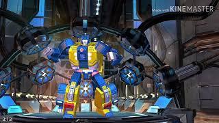 Видали что тварю? Открытие кристаллов в игре Transformers earth wars