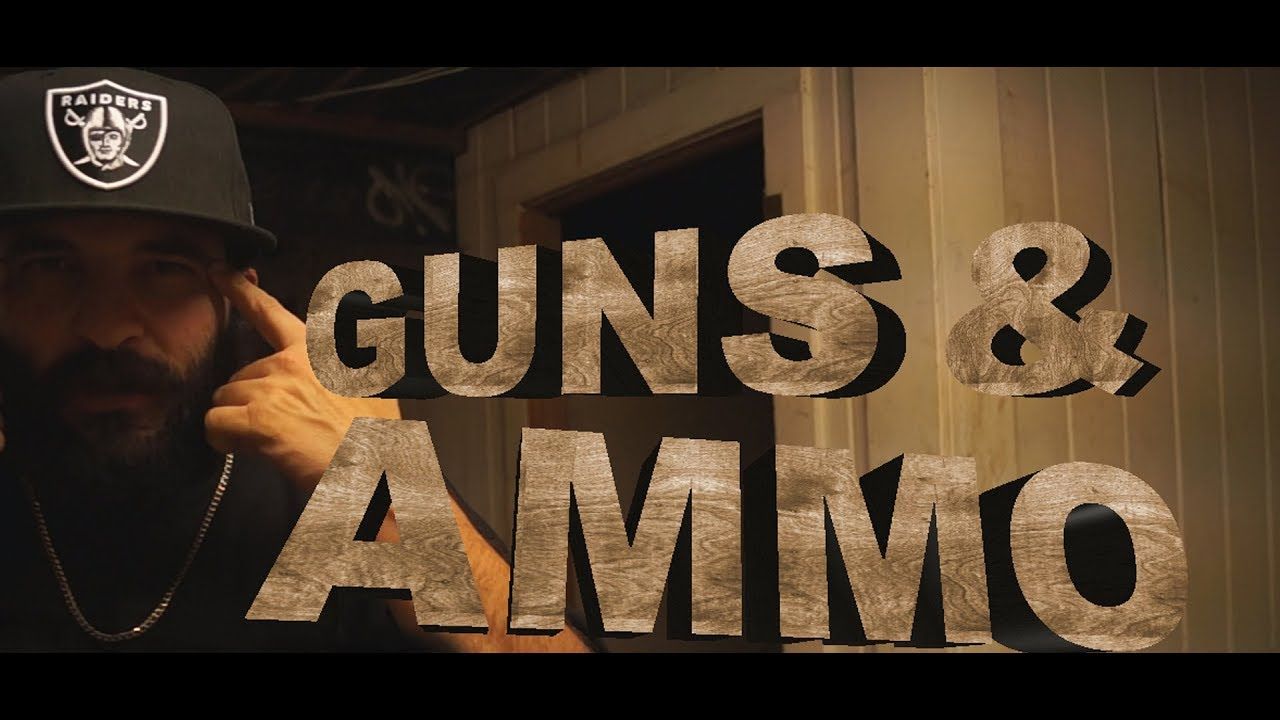 Matt Maddox - Guns & Ammo (Official Music Video)