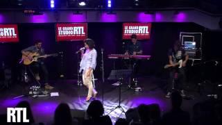 Jenifer - Résiste en live dans le Grand Studio RTL