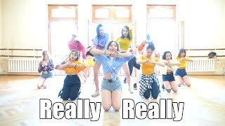 WINNER - REALLY REALLY Dance Cover | Fam Entertainment