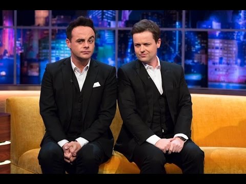 Ant and Dec - The Jonathan Ross Show - 14/02/2015
