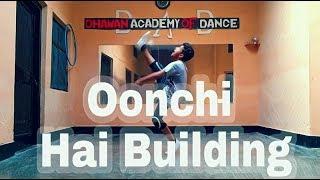 Oonchi Hai Building /Neha Kakkr Judwaa  2 dance choreoghraphy by Manas Dhawan