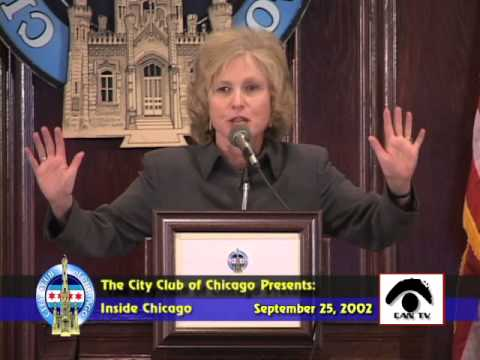 Dr. Sylvia Manning, Chancellor, University of Illinois at Chicago