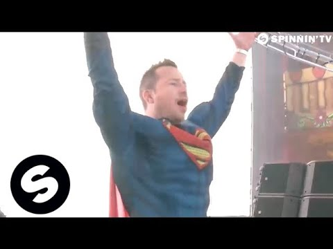 Jay Cosmic - The Tunnel (OUT NOW) [Sander van Doorn @ Tomorrowland]