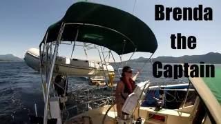 Sailing Vessel Adventurer - Episode 1 - Boat Yoga