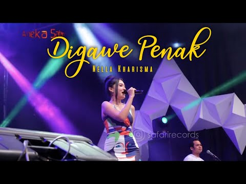 ♥ Nella Kharisma - Di Gawe Penak ( Bojo Galak 2 ) ( Official Music Video )