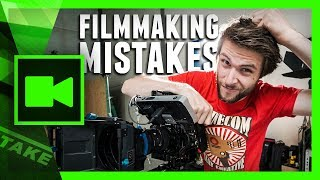 I wish i knew this before - filmmaking mistakes!