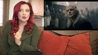 "The Witcher 1x01""The End's Beginning"" Reaction"