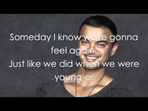 Like A Drum - Guy Sebastian (With Lyrics)