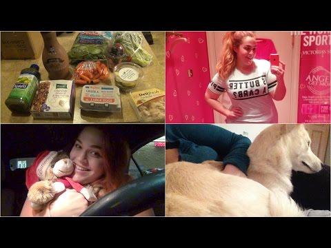 Vlogmas: Shopping, Grocery Haul & Date Night - Follow Me Around Vlog - 동영상