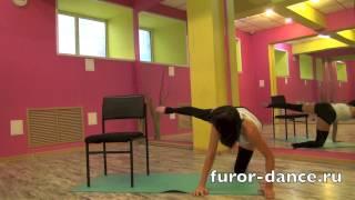 Упражнения для внешней стороны бедер №2(Упражнения для латеральной (внешней) поверхности бедер. Помогают избавиться от
