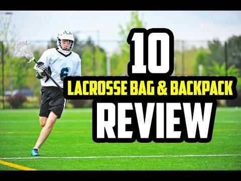 10 Best Lacrosse Bag & Backpack 2019 - 2020 | Reviews & Top Pick's
