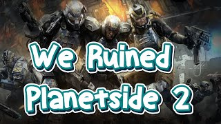 Planetside 2 Event Highlights