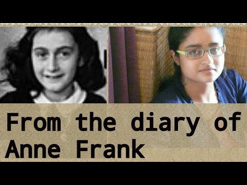 a short summary of the diary of anne frank The diary of a young girl: diary of a young girl, journal by anne frank in addition to the diary, anne penned several short stories and compiled a list of.