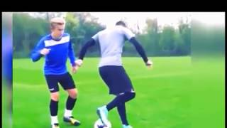 Football Funny Vines 2018 Soccer Skills New