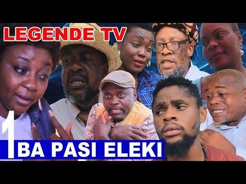 BA PASI ELEKI EP: 1 -Theatre congolais-Vue de loin-belvie-richard-herman-alain-legende tv