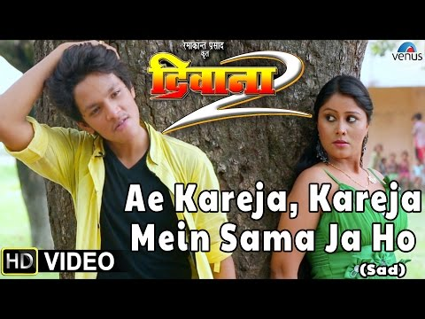 Ae Kareja, Kareja Mein Sama Ja (Sad) Video Song | Deewana 2 | Bhojpuri Film