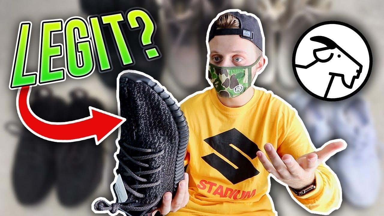 IS GOAT LEGIT??? - YouTube