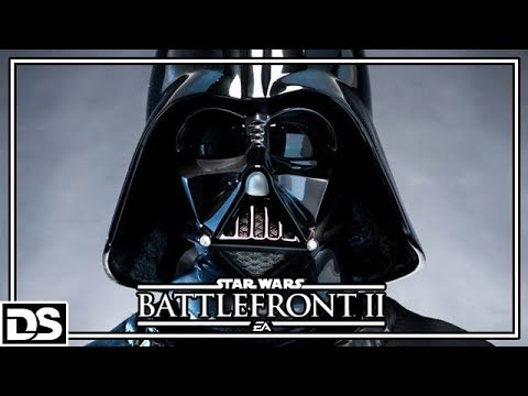 Star Wars Battlefront 2 Gameplay German Darth Vader & Luke Skywalker (Let's Play Deutsch Multiplayer