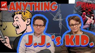 JJ ABRAMS swings some NEPOTISM! Marvel Comics bizarre 4 day humiliation!
