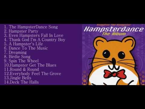 Hampton the Hampster - Hamster Dance the Album!