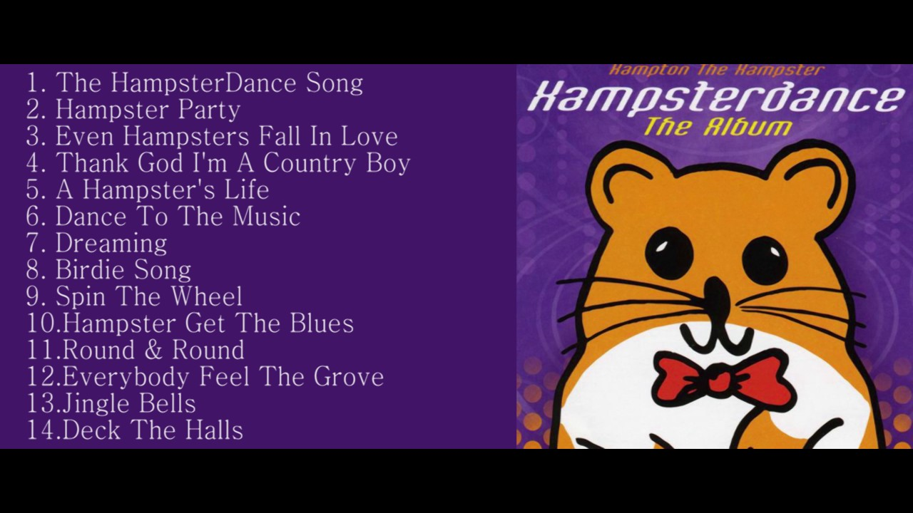 musica the hamsterdance song