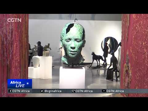 Johannesburg art fair