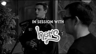 Her's - 'Lovin' You' (Minnie Riperton cover) - live at Parr Street Studios