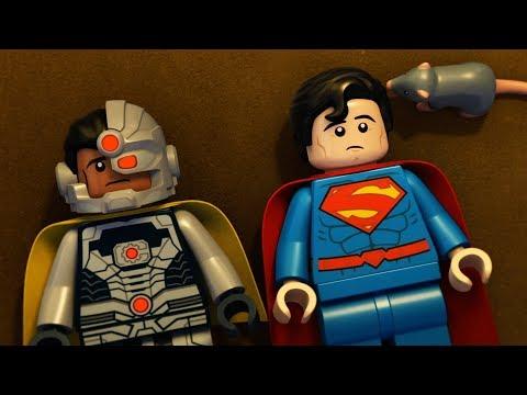 LEGO Justice League Gotham City Breakout | Don't Tell The Justice League! | DC Kids