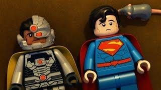 LEGO Justice League Gotham City Breakout   Don't Tell The Justice League!   DC Kids