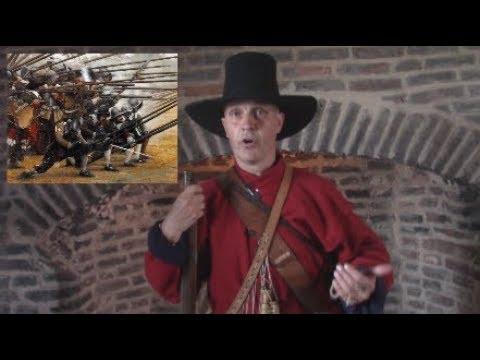 Speaking with an English Civil War Reenactor