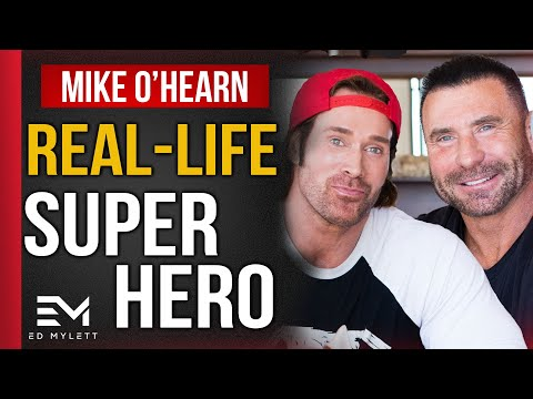 Mike O'Hearn - Fitness Legend and Real-Life Superhero