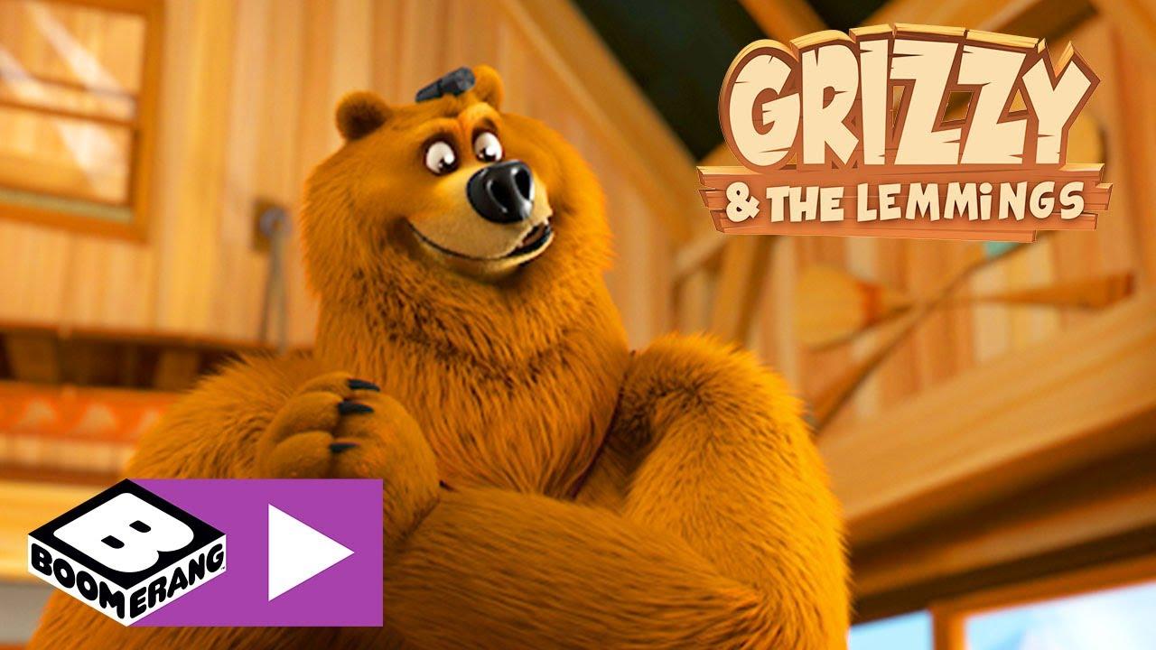 Grizzy și lemingii | Un joc nebunesc | Boomerang