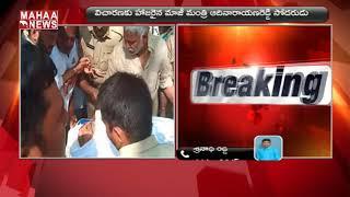 SIT Inquiring AP Leaders Over Y S Vivekananda Reddy Case