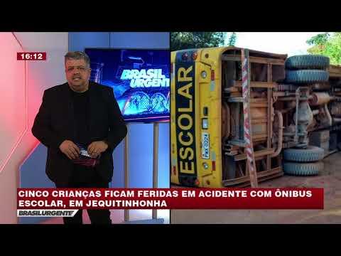 BRASIL URGENTE MINAS 27/08/2018