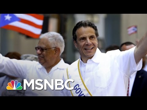 NY Governor Andrew Cuomo Responds To Ted Cruz 'Offensive' Remarks | MSNBC