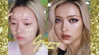 *모바일Mobile* GLAMOROUS KHAKI MAKEUP (Makeup Transformation) 글래머러스 카키 메이크업