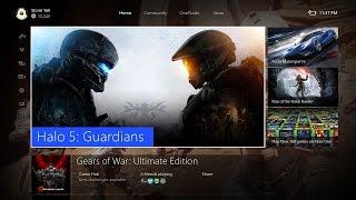 تحديث جديد لجهاز Xbox One يأتي بواجهة جديدة ومتوافق مع الأجهزة القديمة