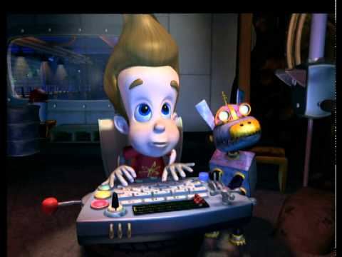 Jimmy Neutron | Générique | NICKELODEON JUNIOR