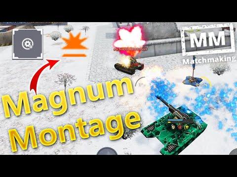 Tanki Online - Magnum Montage #1   Epic Kills U0026 Battle Domination!