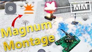 Tanki Online - Magnum Montage #1 | Epic Kills & Battle Domination!