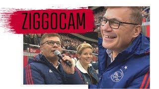 ZiggoCam - Stadionspeaker Rob: 'Bij moeilijke namen gebruik ik Google Translate'