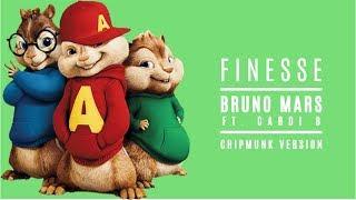 Bruno Mars Ft. Cardi B Finesse - Chipmunk Version.mp3