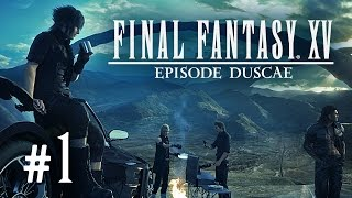 Thumbnail für das Final Fantasy 15 Episode Duscae Demo Let's Play