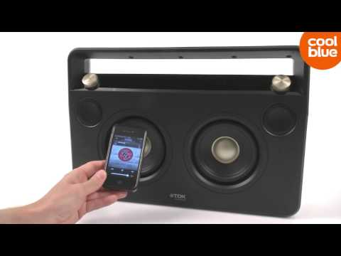 TDK Bluetooth Boom Beat Box videoreview en unboxing (NL/BE)