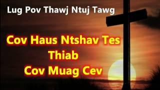 Hmong Lug Pov Thawj