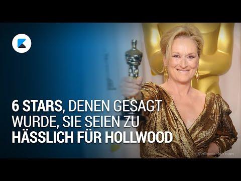 6 Stars, denen gesagt wurde, sie seien zu hässlich für Hollywood
