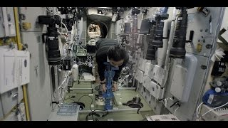 ISS in 4K | LIVING & WORKING ABOARD THE ISS | ЖИЗНЬ И РАБОТА НА БОРТУ МКС