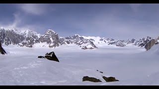 Alaska mountain glaciers retreating due to climate change - Science Nation