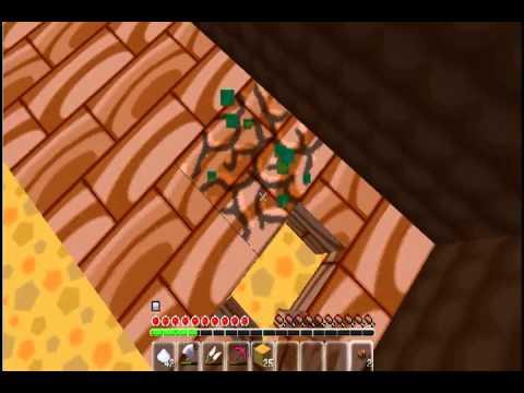Minecraft どうぶつの森風テクスチャを入れてみた | FunnyCat.TV